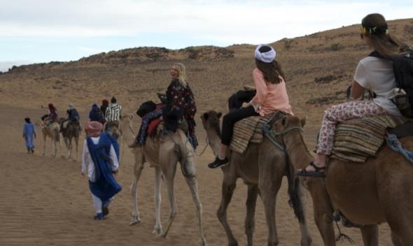 Marrakech Desert Tours 4 day 3 night